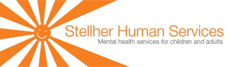 Stellher Human Services - Mental Health Services for Children and Adults logo